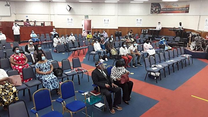 Morning Family Worship Service  At TBC~West Norwood image