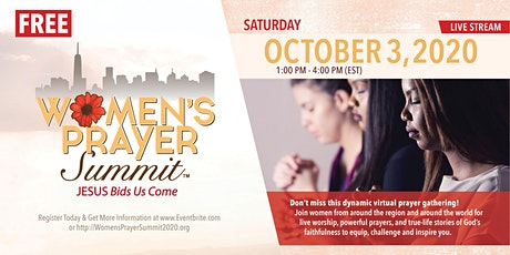 Women's Prayer Summit 2020 tickets