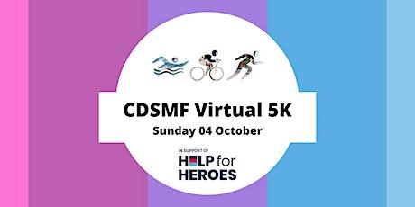 Captain David Seath Memorial Fund Virtual 5K tickets