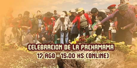 Celebración Pachamama biglietti
