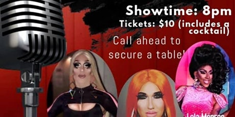 Drag Show with Celestia Cox! tickets