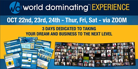 The VIRTUAL World Dominating Experience