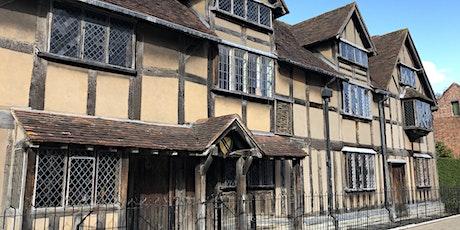 Stratford-upon-Avon walking tour tickets