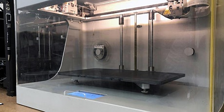3D Printers Workshop: Private Tool Training Session [September 2020] tickets