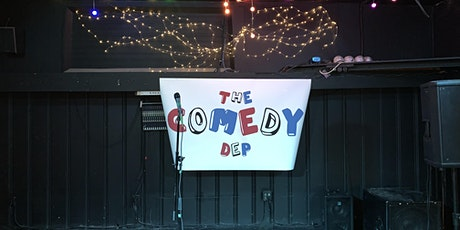 The Comedy Dep - #4 tickets