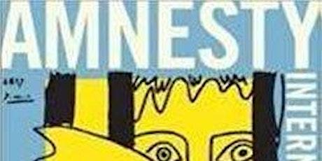Amnesty Dag van de mensenrechten: schrijfmarathon (ronde 1) tickets