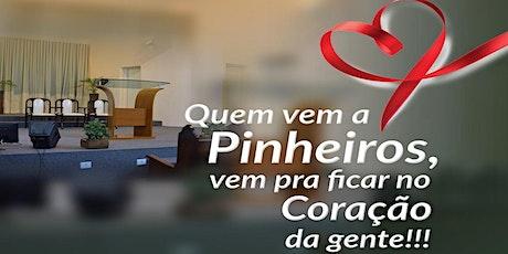 Culto IASD Pinheiros ingressos