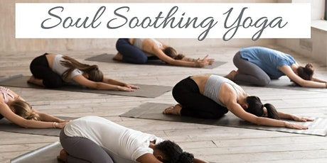 Soul Soothing Yoga tickets