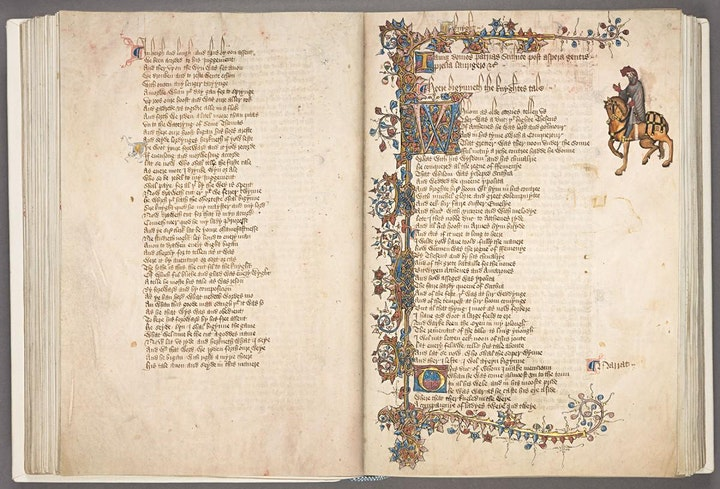 Journeys & Journeying: Writing through the Huntington Collection  (Zoom) image