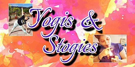 Yogis & Stogies Virtual tickets