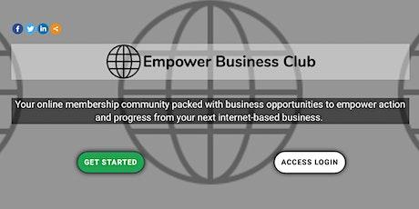 Empower Your Startup Internet Venture - Register Your Interest tickets
