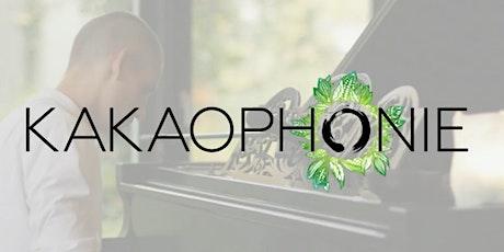 Online KAKAOPHONIE  -  Yoga, Kakao und Klavier Tickets