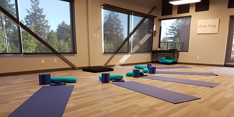 Hatha Yoga 75 minute class tickets