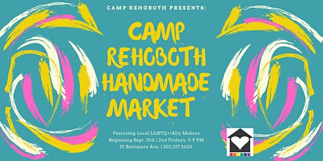 CAMP Rehoboth Handmade Market tickets