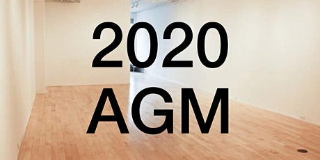 Forest City Gallery 2020 Annual General Meeting tickets