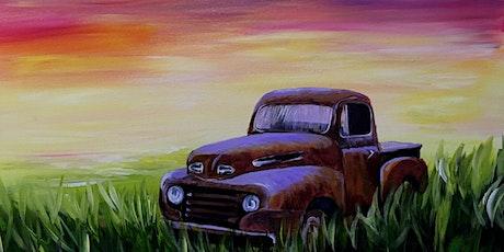 Rusty Truck tickets