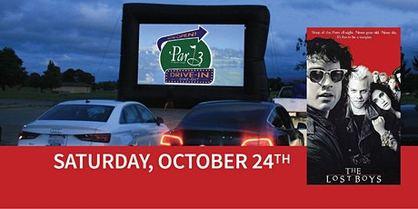 "Par 3's Dine-out and Drive-in Movie ""The Lost Boys"" tickets"