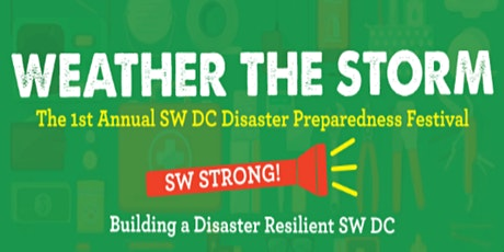 Weather the Storm: Emergency Preparedness & Resiliency Building Festival tickets