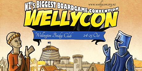 Wellycon 2020 tickets