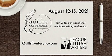2021 Quills Conference - League of Utah Writers tickets