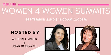 Women4WomenSummits: Creating Possibilities in Uncertain Times tickets