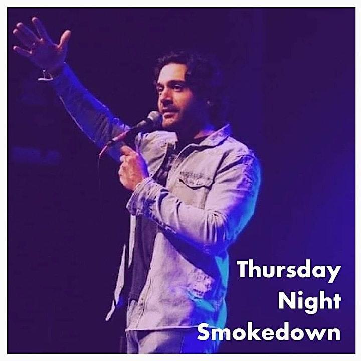 Thursday Night Smokedown Comedy Show image