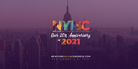 2021 New York International Salsa Congress tickets