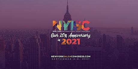 2022 New York International Salsa Congress tickets