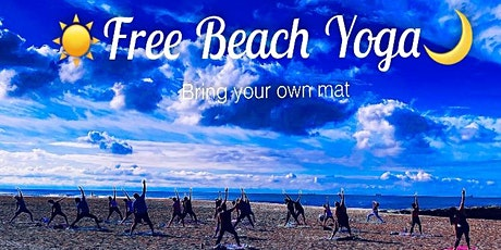 Free Beach Yoga  tickets