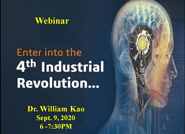 The 4th Industrial Revolution image