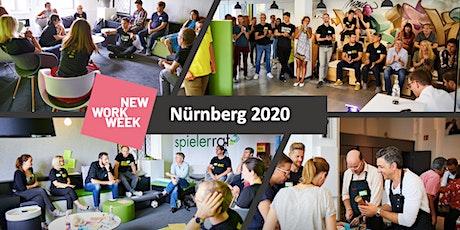 New Work Week Nürnberg - PERSÖNLICHE VERANTWORTUNG UND OWNERSHIP Tickets