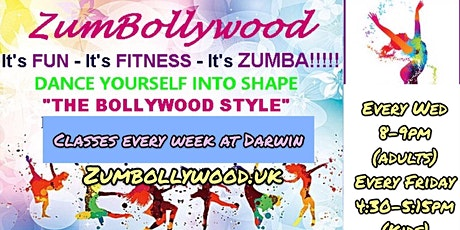 ZumBollywood- Dance Into Shape tickets