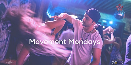 Movement Mondays tickets