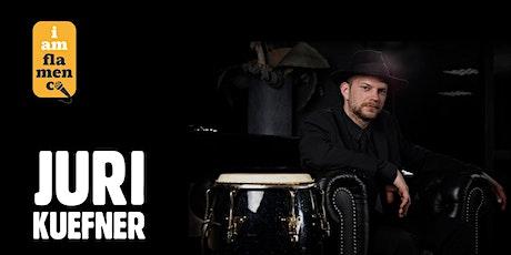 Online Flamenco palmas + rhythm / Juri Kuefner tickets