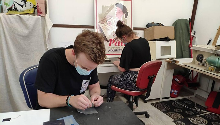 imagem Personalised Jewellery Making Workshop - LX Factory  - English ou Francais