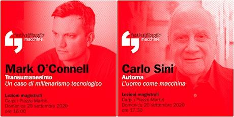 ff20 | O'CONNELL - SINI | Carpi, Piazza Martiri biglietti