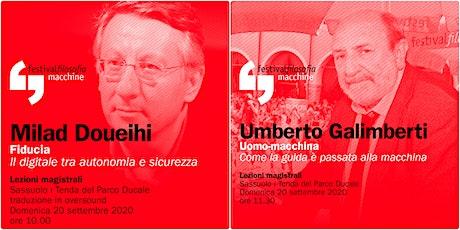 ff20 | DOUEIHI - GALIMBERTI | Sassuolo, Tenda del Parco Ducale biglietti
