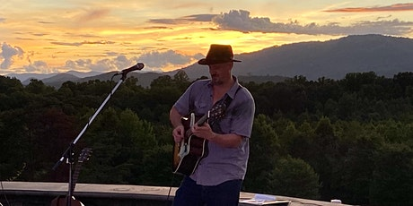 Wine on the Terrace with Brian Ashley Jones tickets