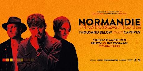 Normandie tickets
