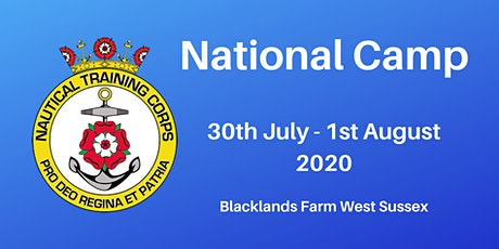 Nautical Training Corps National Camp 2020 tickets