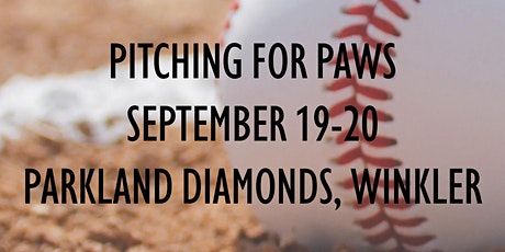 Pitching for Paws - Slopitch Tourney tickets