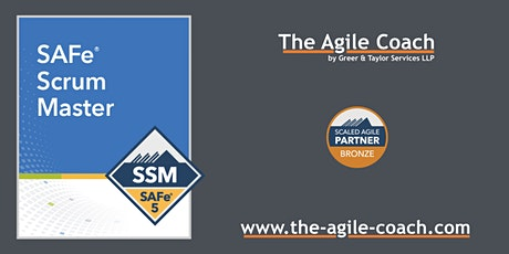 SAFe® Scrum Master 5.0 ( London, UK ) - Remote Class Weekends BST GMT CET tickets