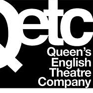 QE2 - Queen's English Theatre Company logo