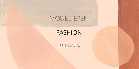 MODELTEKENEN - FASHION tickets