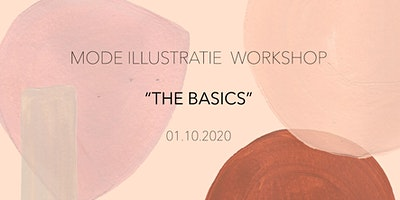 MODE ILLUSTRATIE WORKSHOP - THE BASICS