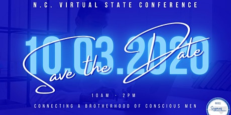 Sigmas of North Carolina Virtual State Conference tickets