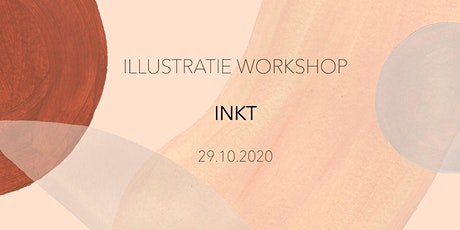 ILLUSTRATIE WORKSHOP - INKT tickets
