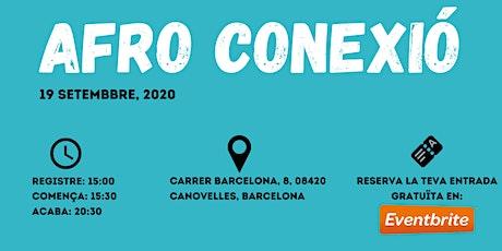 Afro Conexió entradas