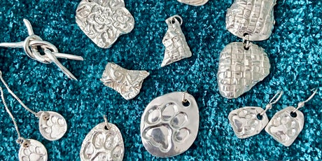 Precious Metal Clay Jewelry - Afternoon Session tickets
