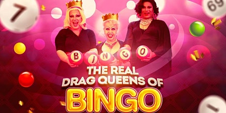The Real Drag Queens of Bingo at Maraschinos Pub tickets